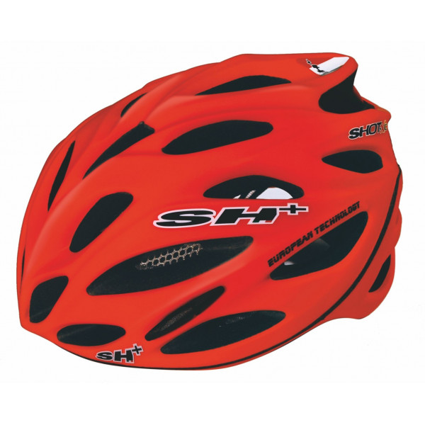 BIKE HELMET SHOT ORANGE FLUO- 55/60 - S/L