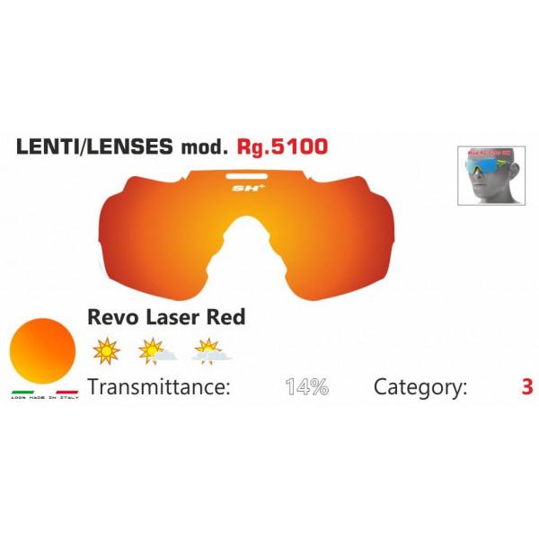LENSES RG 5100 REVO LASER RED