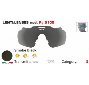 LENSES RG 5100 SMOKE